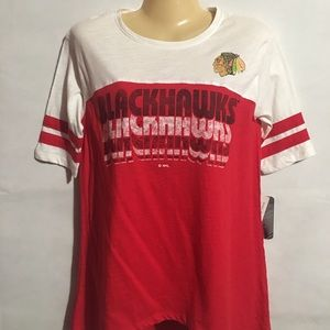 NHL Chicago Blackhawks Women's Shirt Size S